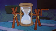 Hourglass of Time The Smurfs