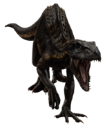 Jurassic world fallen kingdom indoraptor 3.0 by sonichedgehog2