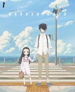 Kakushi and Hime