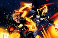 Quasar and Nova