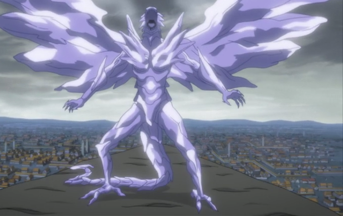 image sōjirō kusaka s ice dragon form png superpower wiki