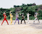 Wild Force Rangers