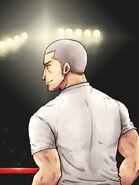 Ikeuchi Mentaro Fist of the Seeker