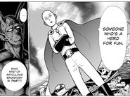 True Hero by Saitama