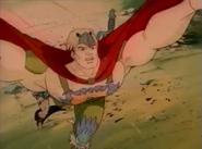 Conan Falkenar Mantle of Wind