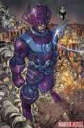 Galactus (Marvel Comics) CHAOSWAR 2 PREVIEW3
