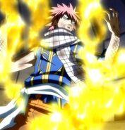 Natsu Dragneel (Fairy Tail) Rebuke