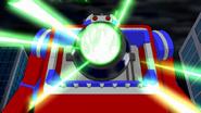 Toyman's Energized Tachyon Stream