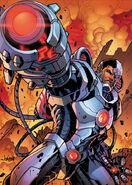 Cyborg arm cannon