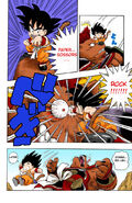 Heavy Strike By Son Goku