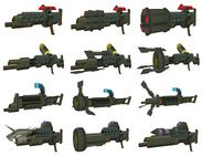 Jak and Daxter Morph Guns