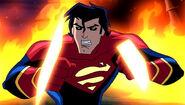 Superman X Blades