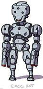 System Shock Exec-Bot