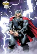 Thor's rebirth