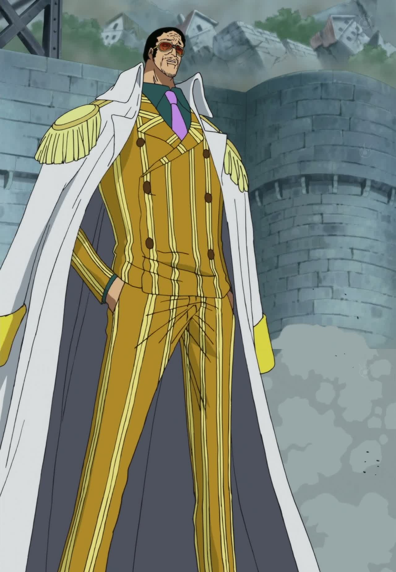 Borsalino | One Piece Treasure Cruise Wiki | FANDOM ...