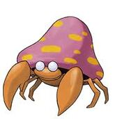 Parasect from pokemon