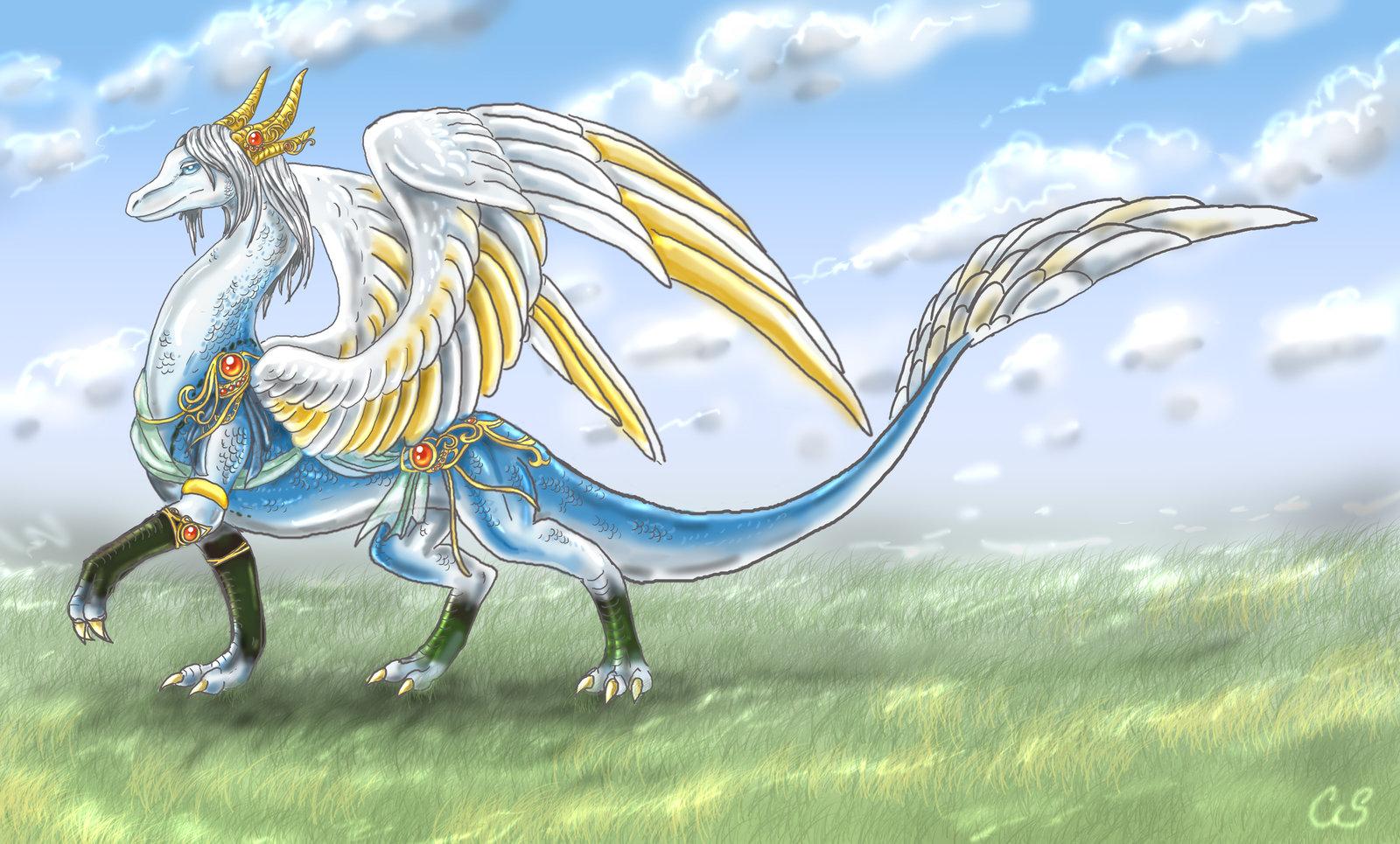Angel Dragon: Angelic Dragon Physiology