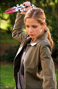 Buffy Summers memory
