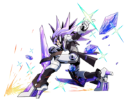Ghauri The Prism Master (Azure Striker Gunvolt)