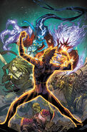 Gods of the House of Tuath-Dan Larfleeze Vol 1 9 Textless