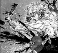 Jirou Sorashima's Dagger Wallman