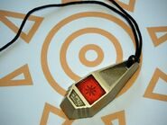 Digimon tag with tai s crest of courage view 2 by chinookcrafts-d52opic