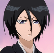 Rukia Kuchiki (Bleach) profile