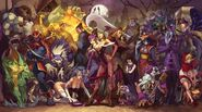 Darkstalkers (Capcom)