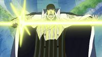 Kizaru Light Sword