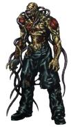 Nemesis T-Type Form 2 (Resident Evil)