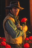 Roland Deschain by Michael Whelan