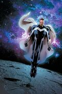 Adam Brashear Blue Marvel (Marvel Comics) Mighty Avengers Vol 2 10 Textless