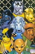 Marvel Comics Rex-Dogs