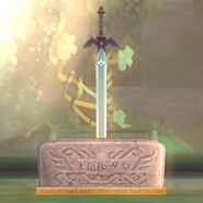 Master Sword (Sealed Temple)