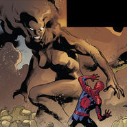 Quicksand (Earth-616) spider