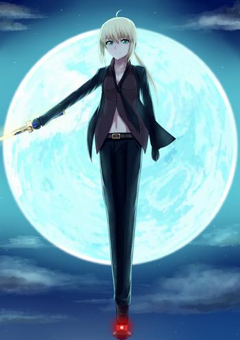 Saber Suit