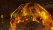 Link Din's Fire