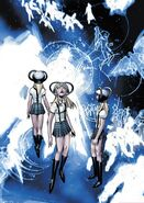 Stepford Cuckoos (Earth-616) from X-Men Vol 2 206 0001