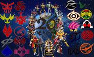 Heisei Kamen Rider Final Forms