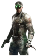 Sam Fisher SBL
