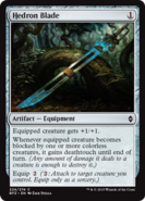 Hedron Blade Magic The Gathering