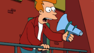 Lack of Delta Brain Wave - Philip J Fry