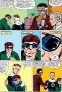 Mister Fantastic's Psychological Intuition