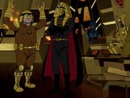 S.P.H.I.N.X. Commander (The Venture Bros.)