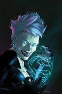 Leslie Willis - Livewire (DC Comics) 001