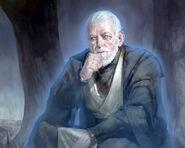 Obi-Wan Kenobi Force Ghost SWG PoV