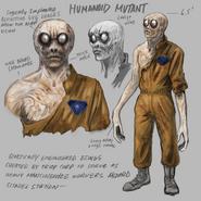 System Shock Humanoid Mutant