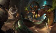 Cassiopeia, the Serpent's Embrace (League of Legends)