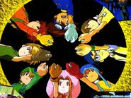 DigiDestined (Digimon series)