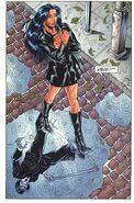 Priscilla Kitaen Voodoo (DC Wildstorm Comics) baron